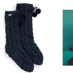 Never before opened ugg fleece lined socks